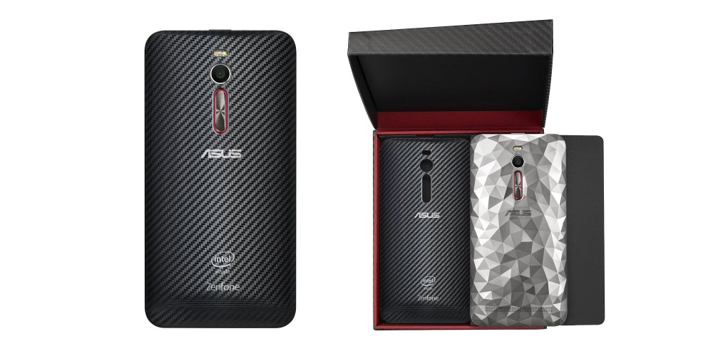 ASUS ZenFone 2 Deluxe Special Edition Unlocked Cellphone w: 4GB RAM and 128GB storage-3
