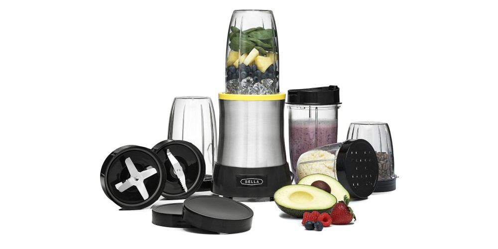 BELLA Rocket Extract Pro Personal Blender