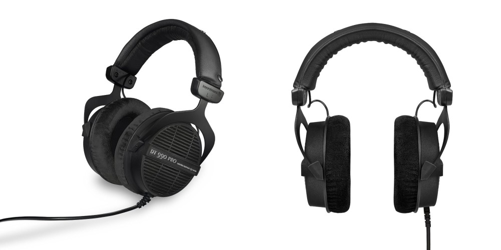 Beyerdynamic DT990 Open-Back PRO Dynamic Headphones-2