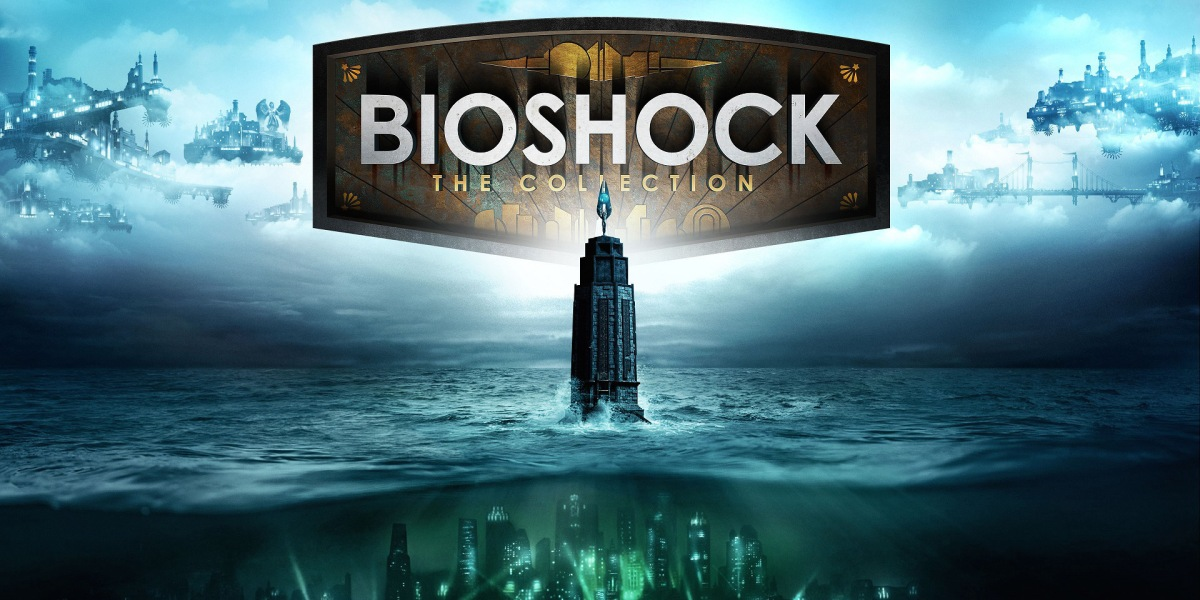 BioShock Collection - February PlayStation Plus free titles
