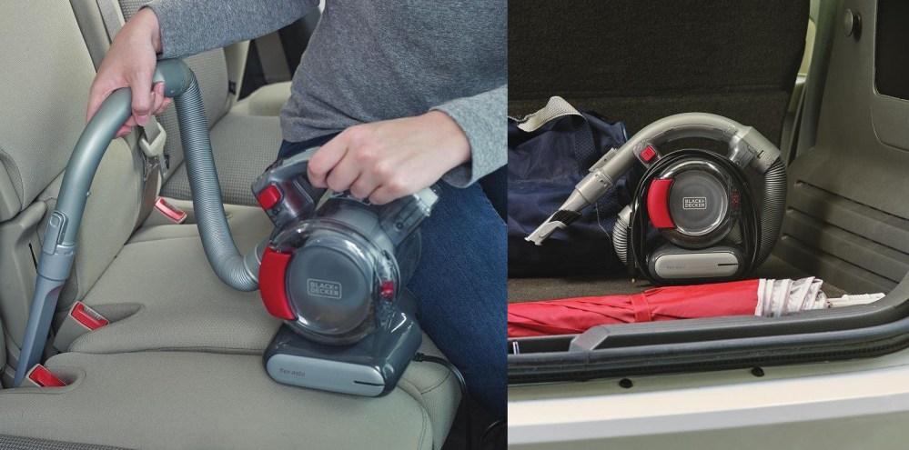 Black+Decker 12V Flexi Automotive Vacuum-3