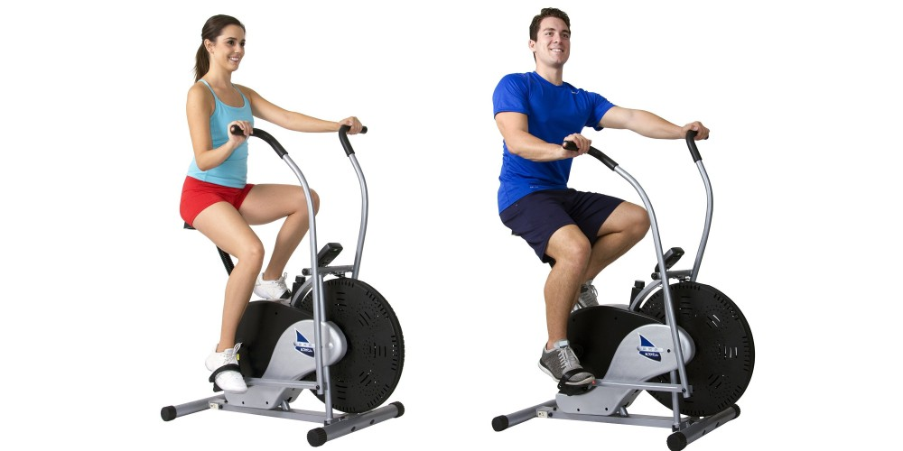Body Rider Fan Exercise Bike-4