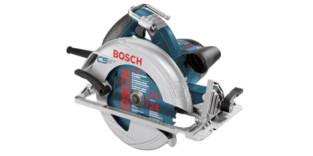 Bosch CS10 7-1:4-Inch 15 Amp Circular Saw-2