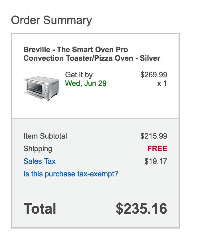 Breville The Smart Oven Pro Convection Toaster:Pizza Oven-sale-02