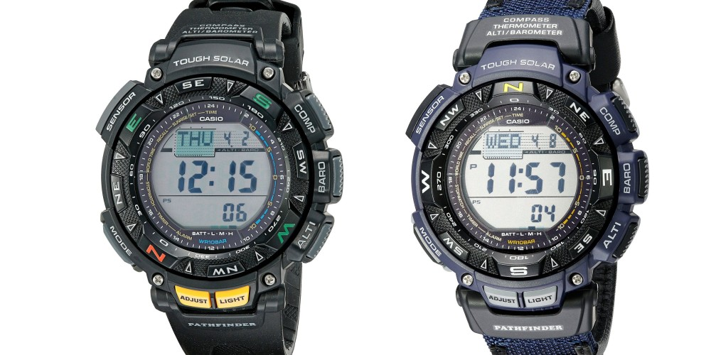 Casio Men's Pathfinder Triple Sensor Multi-Function Sport Watch-3