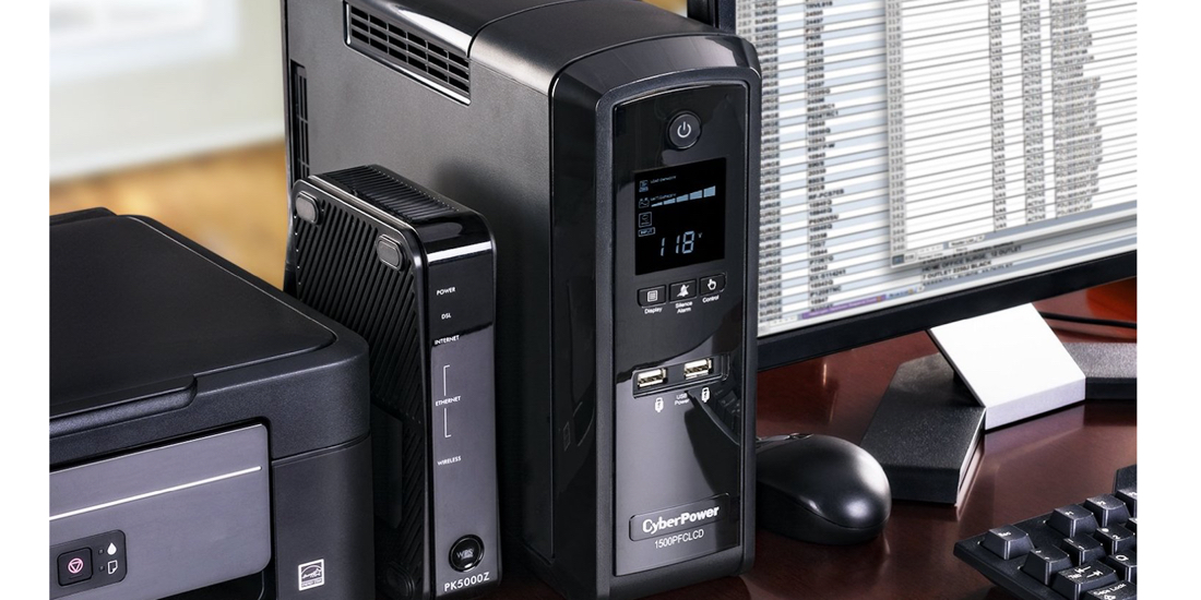 Daily Deals: CyberPower Sinewave UPS Mini-Tower $130