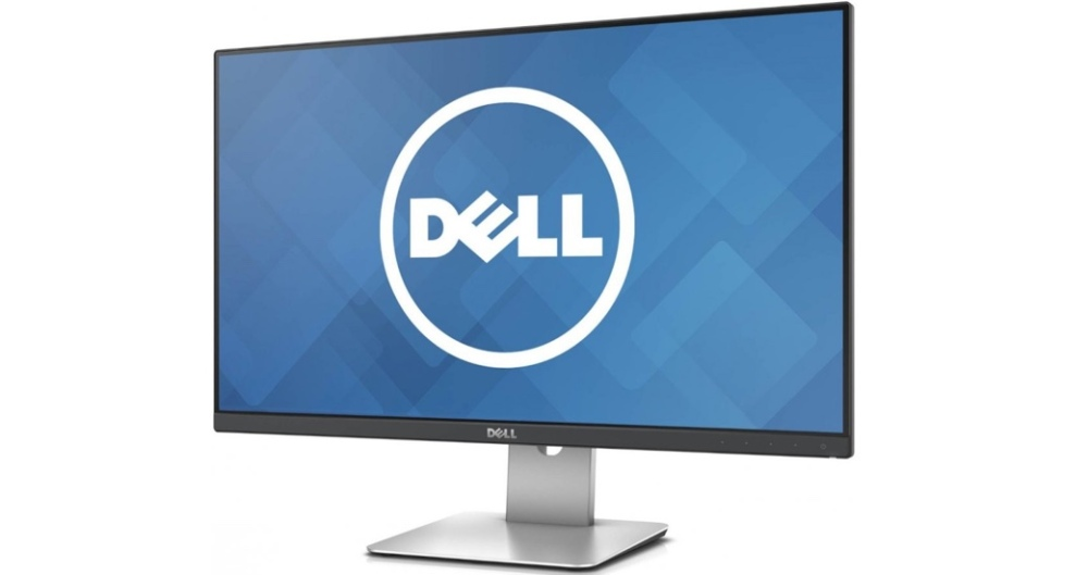 Dell 23.8%22 Full HD LED Monitor with Integrated Speakers