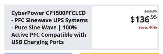 desktop UPS