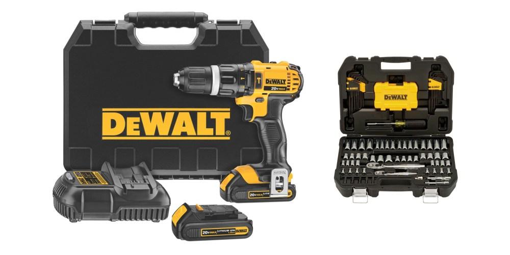 DEWALT 20-Volt MAX Lithium-Ion Cordless Hammer Drill-5