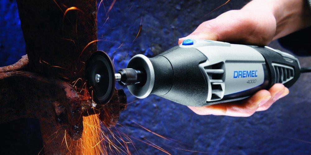 Dremel 120-Volt Variable Speed Rotary Tool Kit (4000-2:30)
