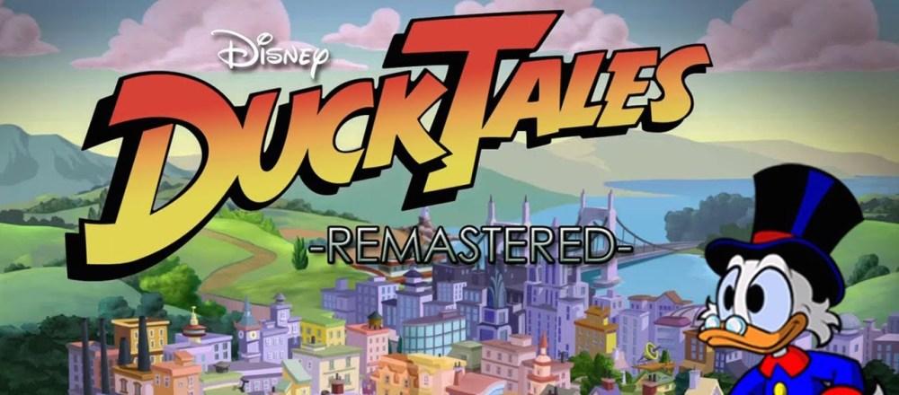 DuckTales- Remastered