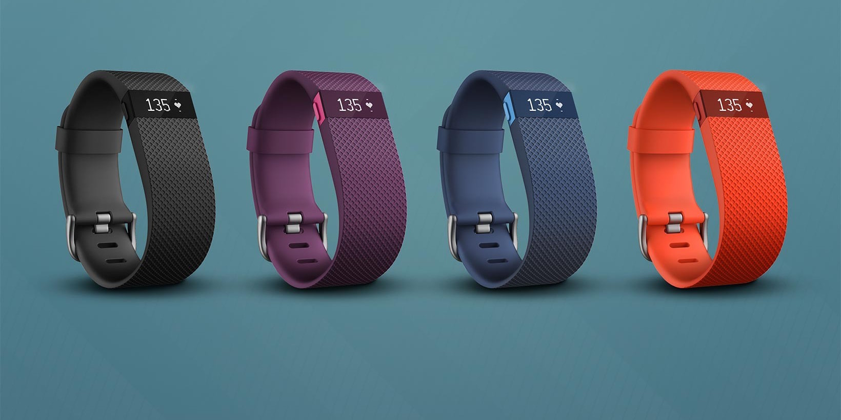 Fitbit Charge HR-1
