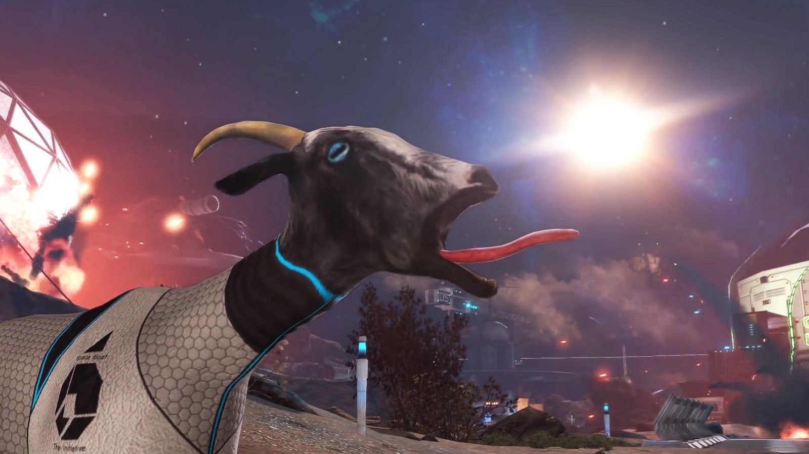 You need more Goat Simulator in your life: MMO, Space & GoatZ now $1