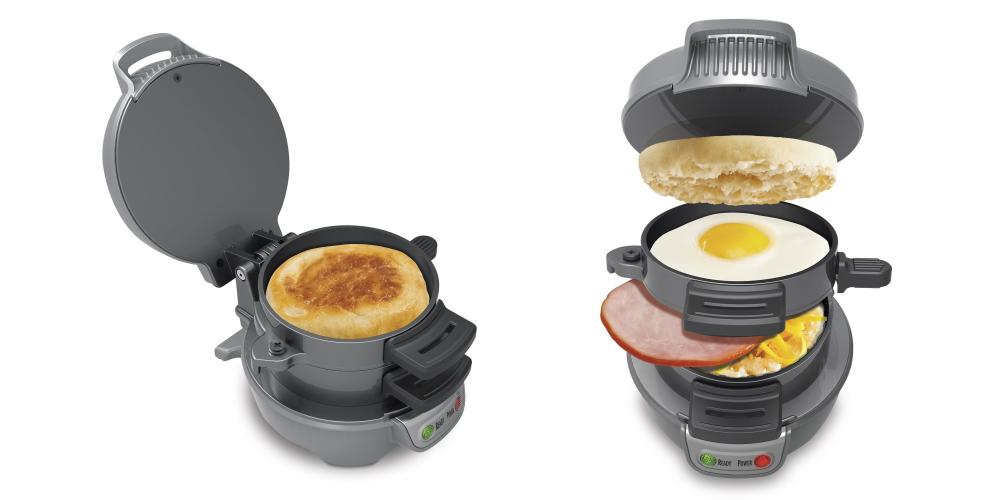 Hamilton Beach Breakfast Sandwich Maker-2