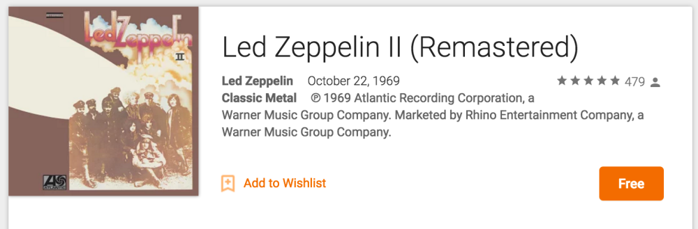 led-zeppelin-ii-google-play-deal