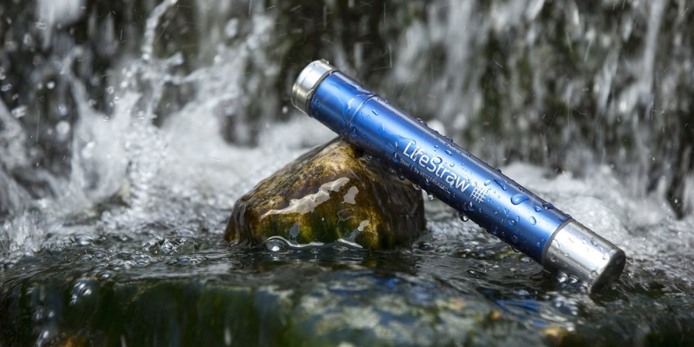 LifeStraw Steel Personal Water Filter with Two-Stage Carbon Filtration (LSSTEEL032)-sale-01
