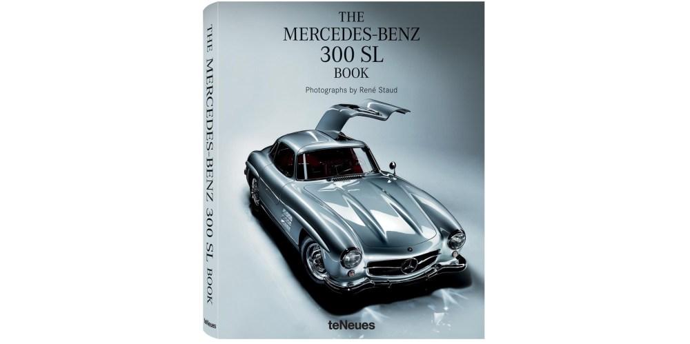 livre-the-mercedes-benz-300sl-book-rene-staud