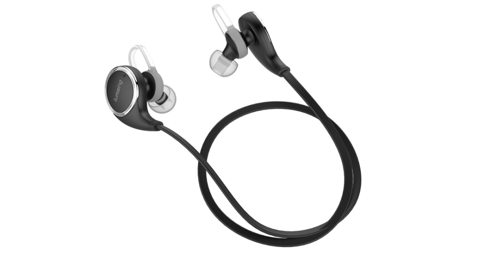 Lumsing Wireless Bluetooth Noise Isolating In-Ear Headphones