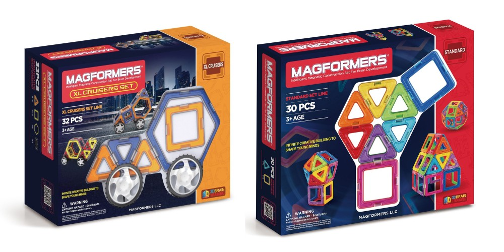 Magformers XL Cruisers Set (32-pieces)-sale-=01