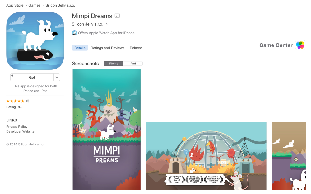 Mimpi Dreams-4