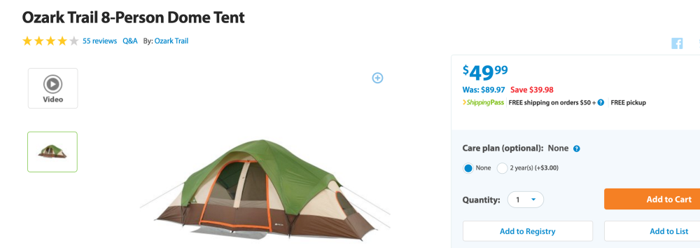 Ozark Trail 8-Person Dome Tent-2