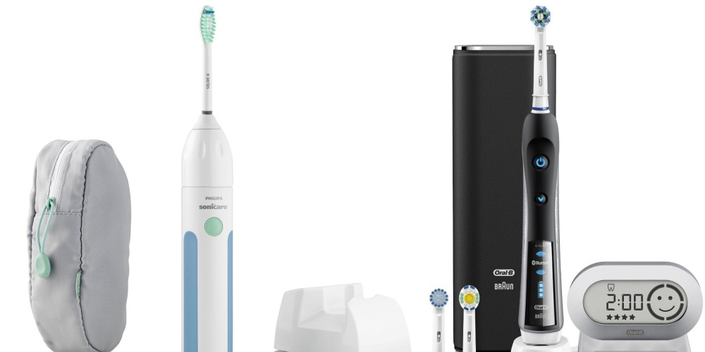 Philips Sonicare Essence 5600 Rechargeable Electric Toothbrush-sale-02