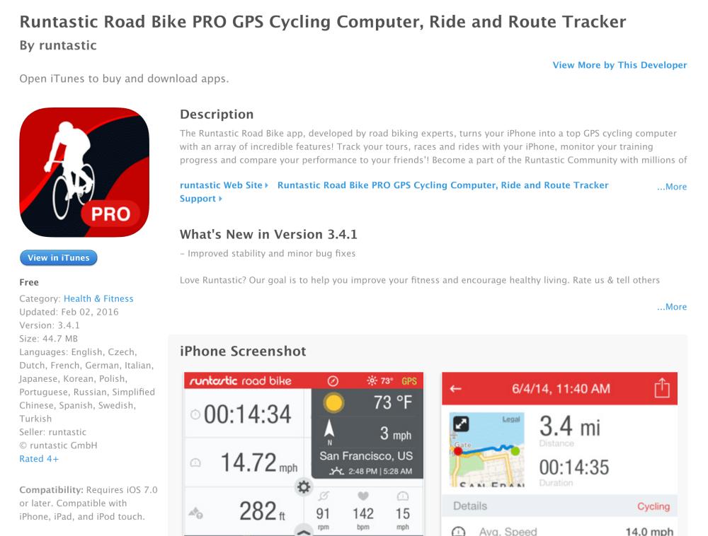 Road Bike GPS Cycling App-sale-07