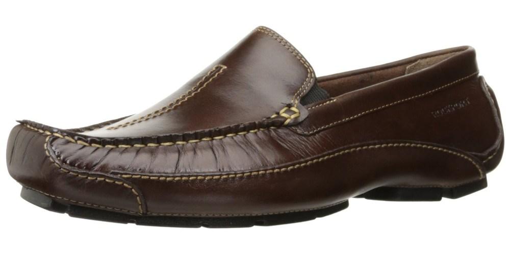 Rockport Men's Luxury Cruise Center Stitch Slip-On Loafer-2