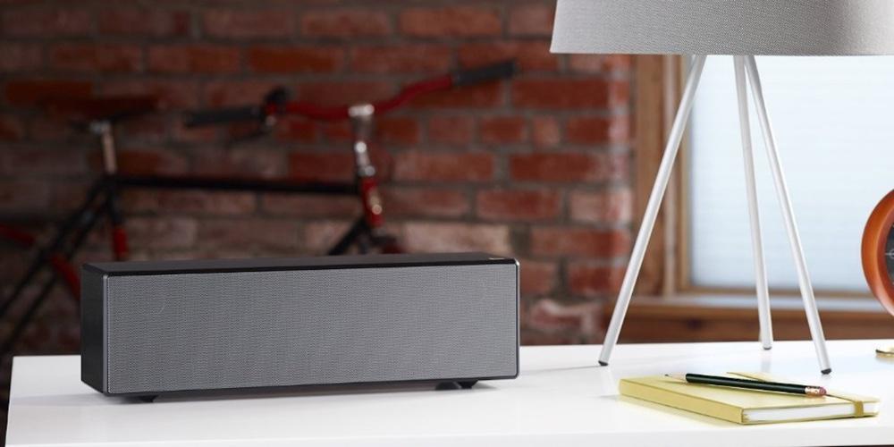 Sony - Premium High-Resolution Wireless and Bluetooth Speaker