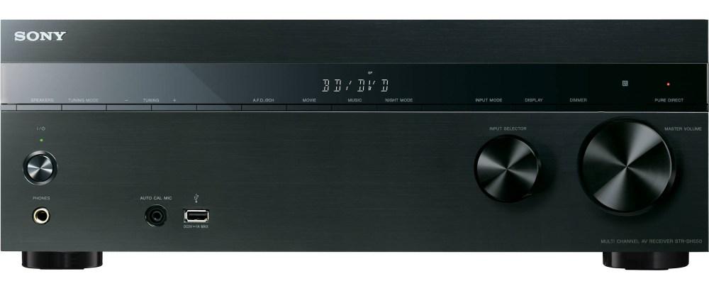 sony-STR-DH550