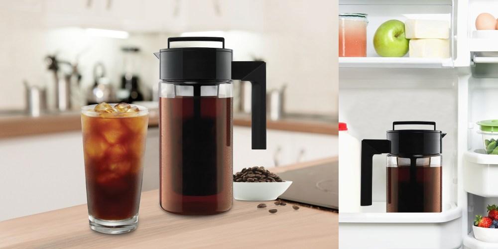 Takeya Cold Brew Iced Coffee Maker-3