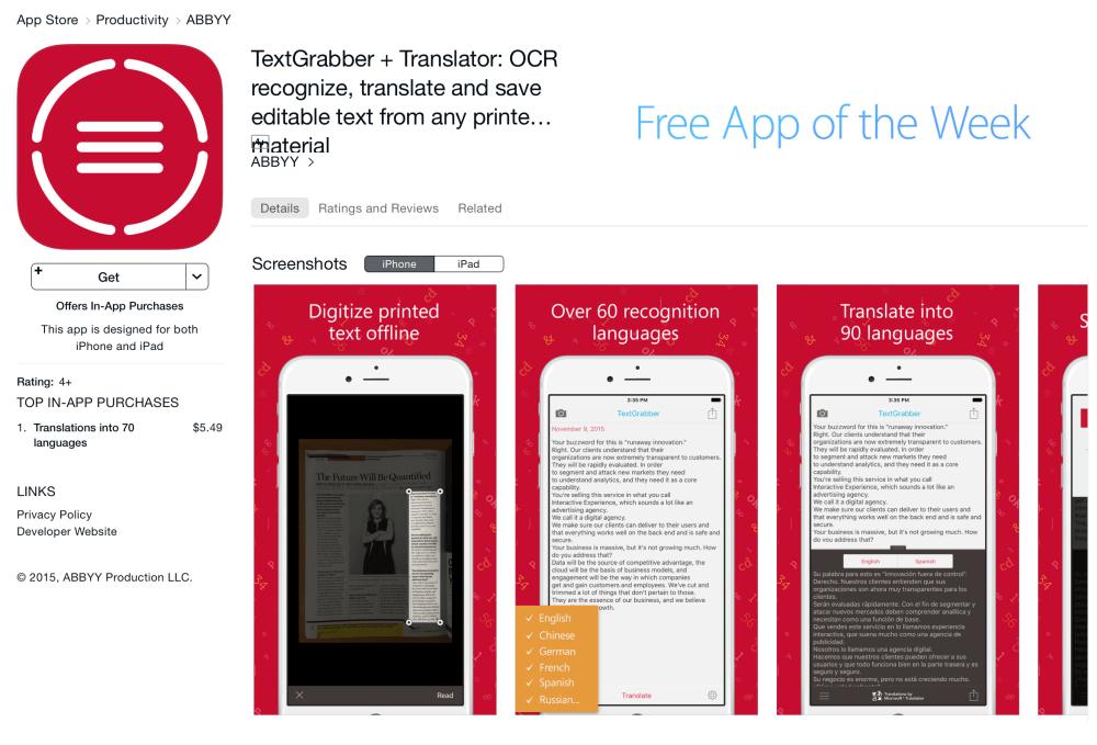 TextGrabber + Translator-9