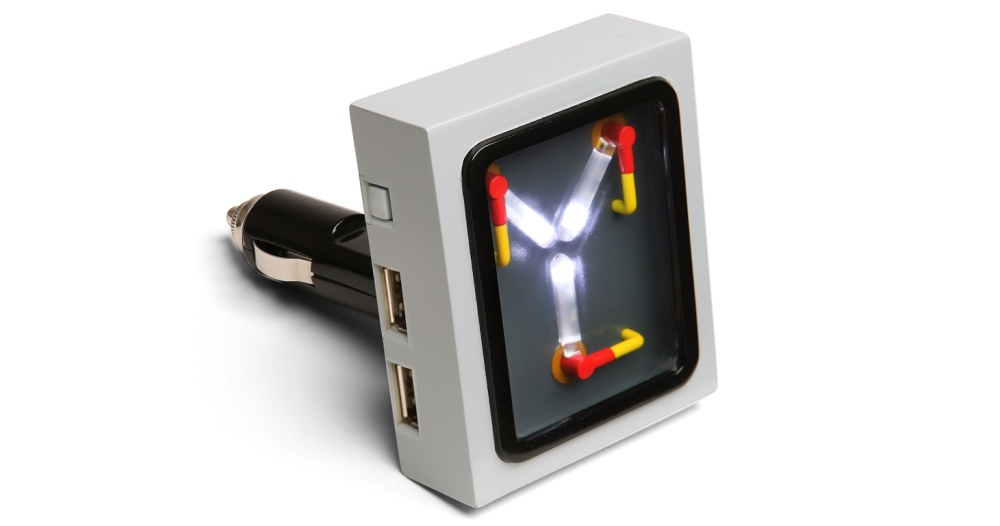 ThinkGeek Flux Capacitor