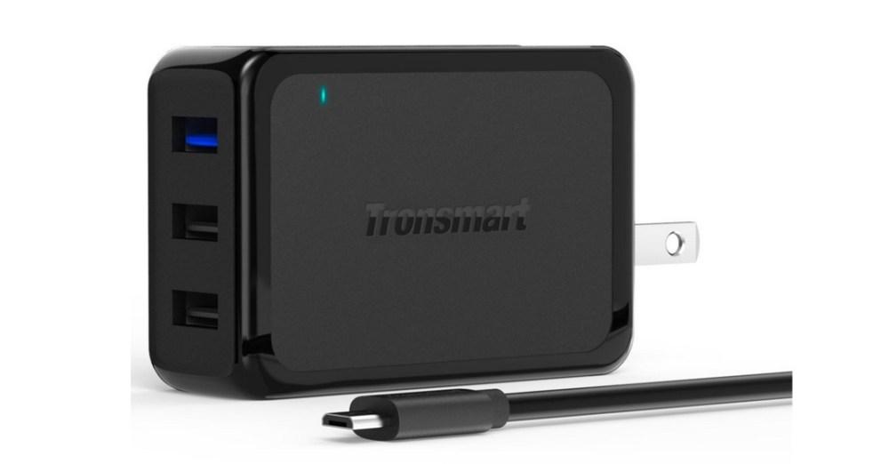 tronsmart 3 port charger