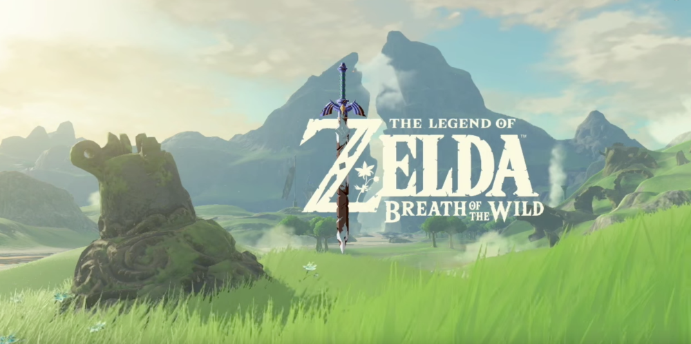 Zelda Breath of the Wild-Nintendo E3 2016