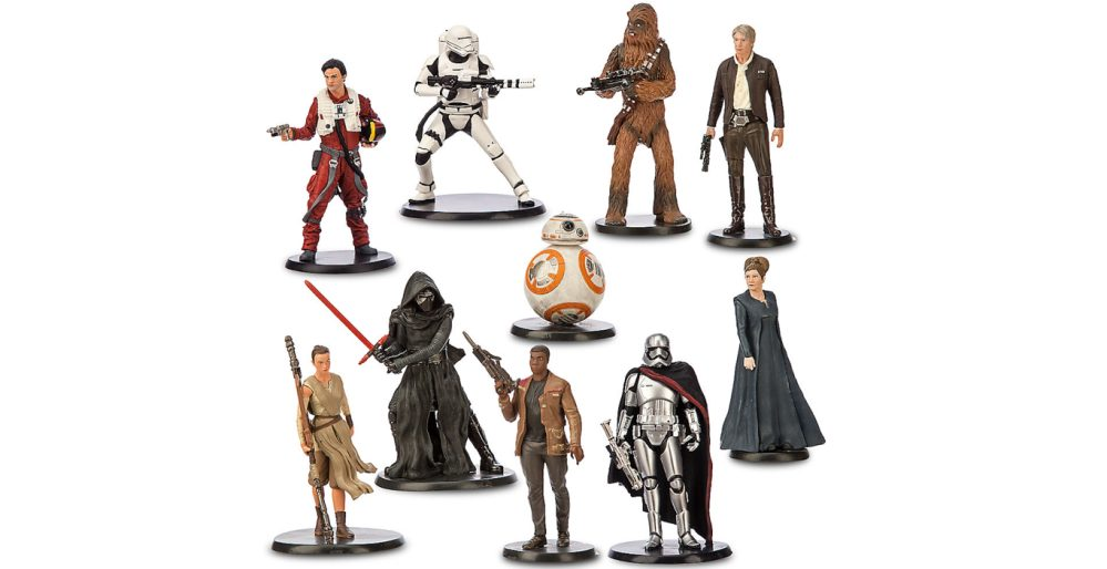 10 figure star wars set