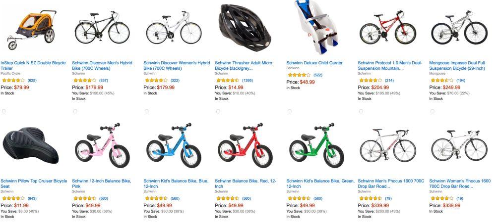 amazon gold box bikes