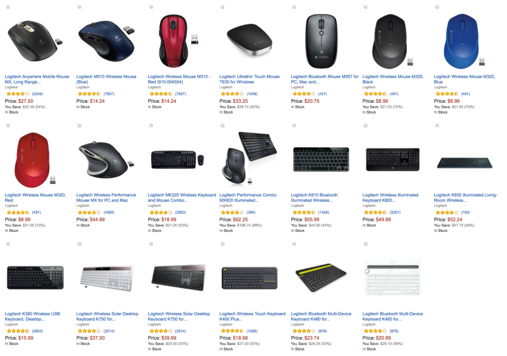 This is the big one! Amazon's taking up to 50% off Logitech