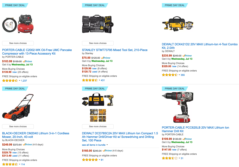 Amazon Home Improvement