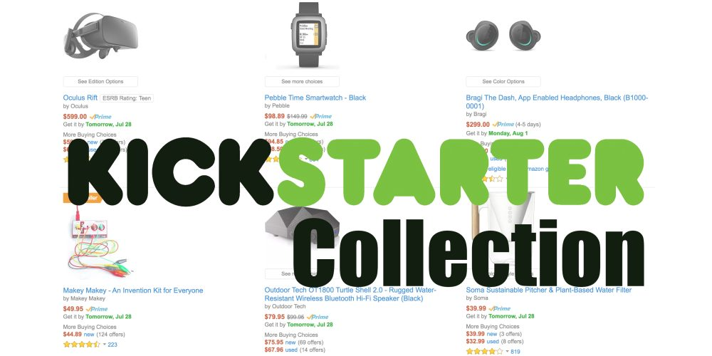 amazon-kickstarter-collection