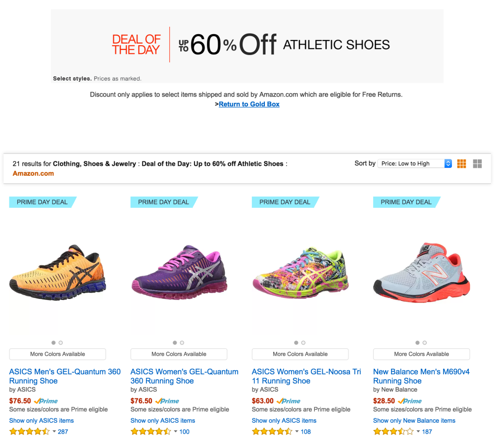 c3046735c99c2 Save up to 60% on running shoes from Adidas, New Balance, ASICS and ...
