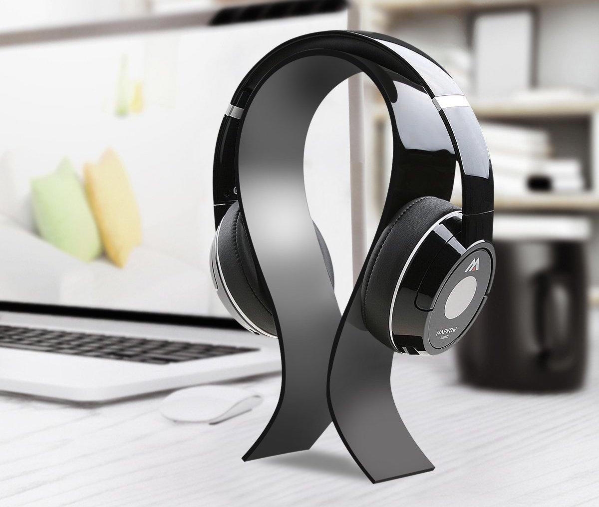 AmoVee Acrylic Headphone Stand