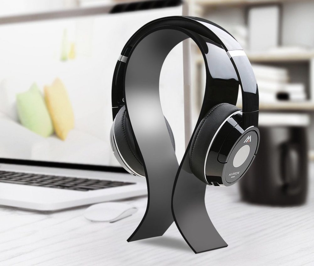 Amovee Acrylic Headphone Stand