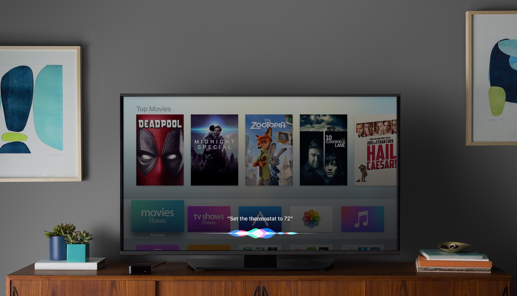 Apple TV HD is perfect for any smart home w/ streaming, HomeKit, more: $90 (Refurb, Orig. $149)