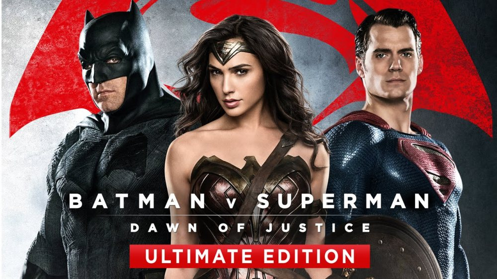 Batman v. superman ultimate edition