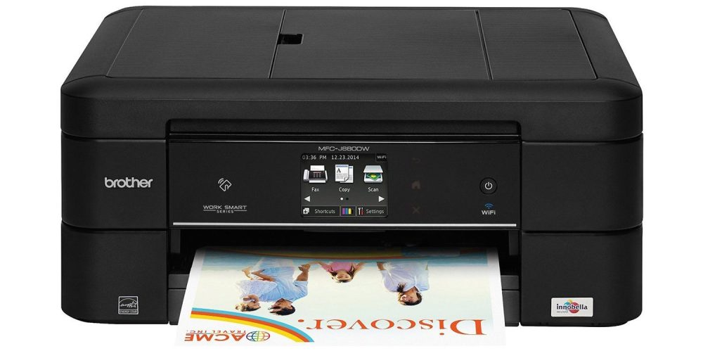 Brother WorkSmart MFC-J880DW Compact All-in-One Inkjet Printer-1