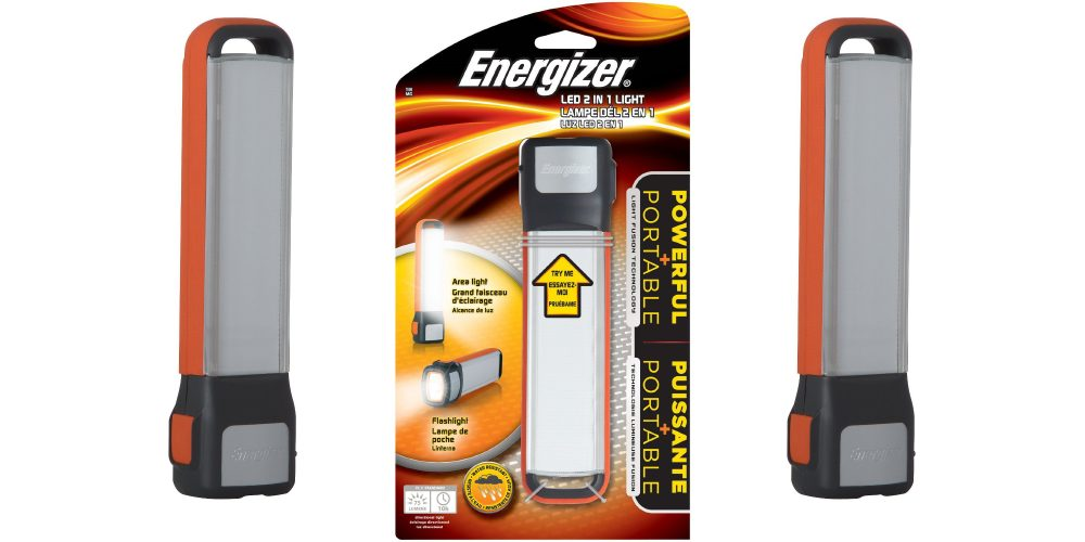 Energizer LED 2 in 1 Handheld Flashlight and Area Light with Light Fusion Technology-3