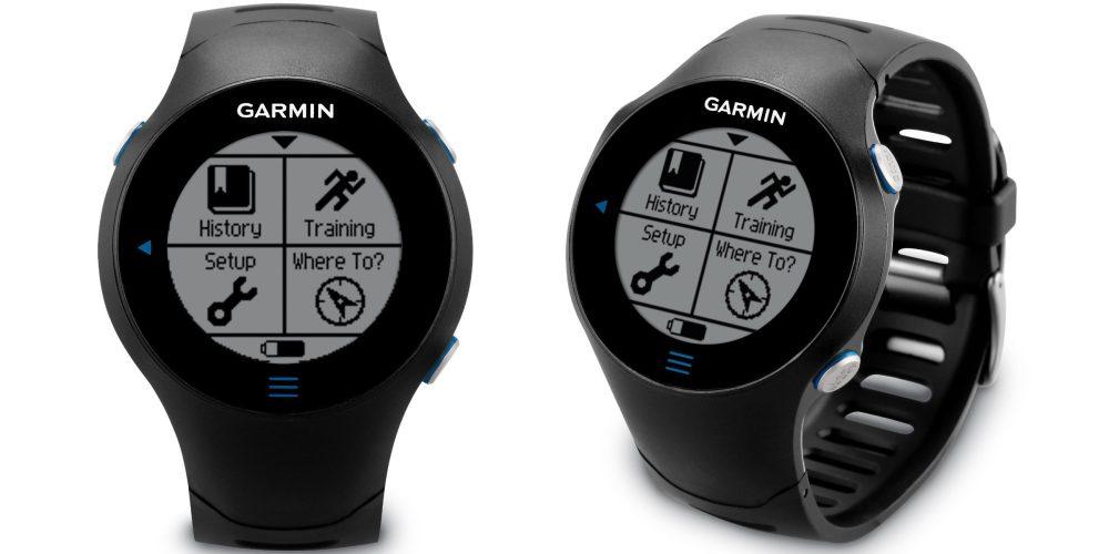 Garmin Forerunner 610 Touchscreen GPS Watch-5