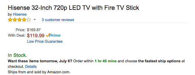 hisense fire tv stick amazon