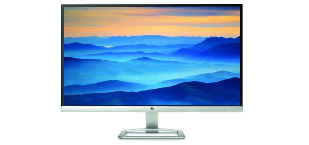 HP 27er 27-in IPS LED Monitor